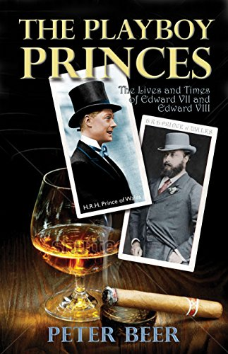 9780720615906: The Playboy Princes: The Apprentice Years of Edward VII and VIII