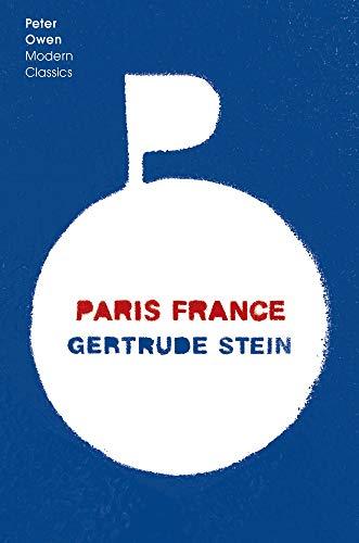 9780720620719: Paris France (Peter Owen Modern Classics (2021))