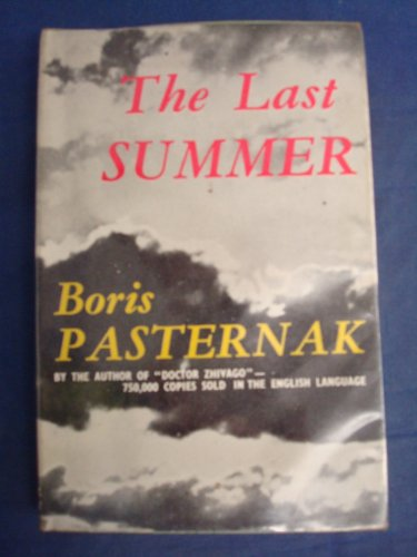 9780720648805: Last Summer