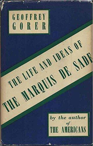 9780720650181: Life and Ideas of the Marquis De Sade