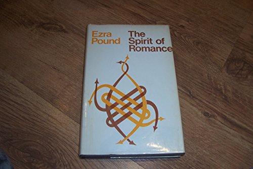 9780720682212: THE SPIRIT OF ROMANCE.