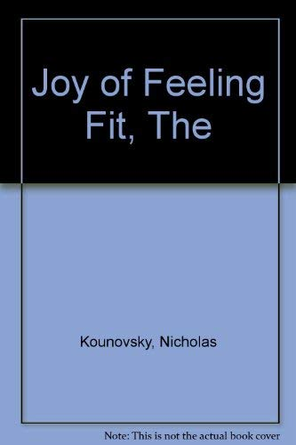 9780720702309: Joy of Feeling Fit