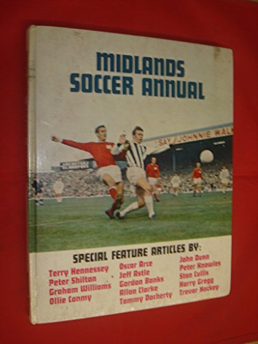 9780720703115: Midlands soccer annual