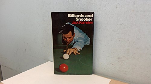 9780720703603: Billiards and Snooker