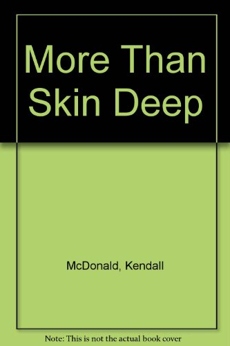 More than skin deep: McDonald, Kendall