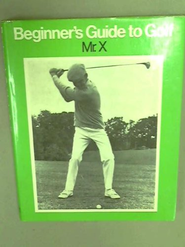 9780720706444: Beginner's Guide to Golf