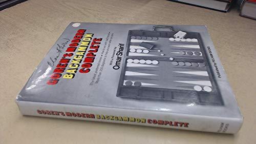 Goren's Modern Backgammon Complete: Goren, Charles H.