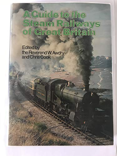 9780720710526: Guide to the Steam Railways of Great Britain