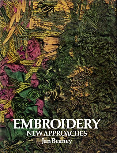 9780720710724: Embroidery: New Approaches