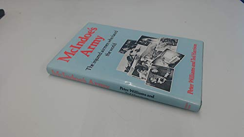 McIndoe's Army: The Injured Airmen who Faced: Williams, P &
