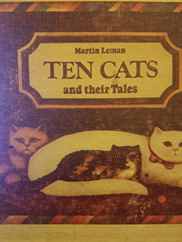 9780720713305: Ten Cats and Their Tales