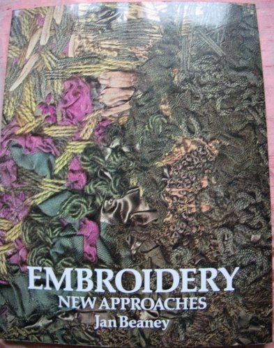 9780720713893: Embroidery: New Approaches