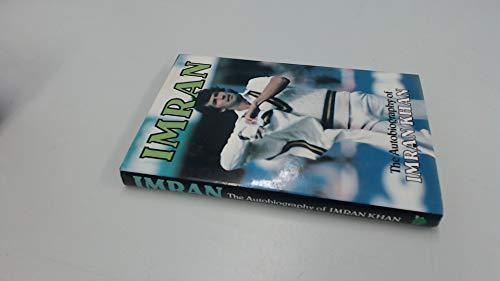 9780720714890: Imran: The autobiography of Imran Khan