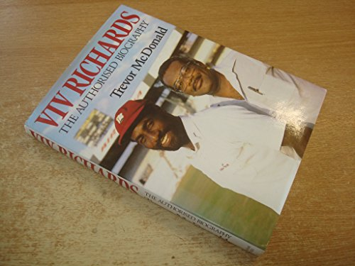 Viv Richards. The Authorised Biography (signed by Joel GArner.)