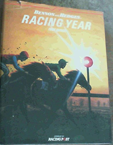 Benson and Hedges. Racing Year. First Edition: WRIGHT Howard and