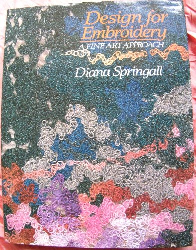 9780720717556: Design for Embroidery: A Fine Art Approach