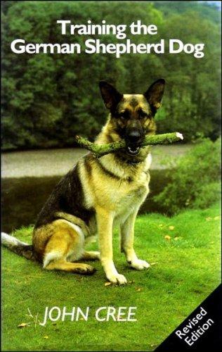 9780720718553: Training the German Shepherd Dog (Pelham dogs)