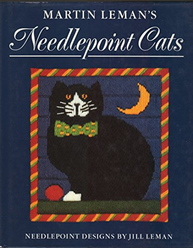 9780720719604: Martin Leman's Needlepoint Cats