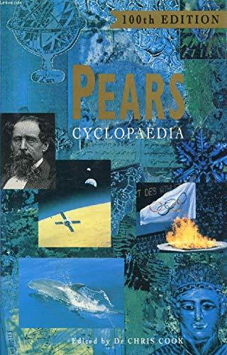 9780720719819: Pears Cyclopaedia 1991-1992