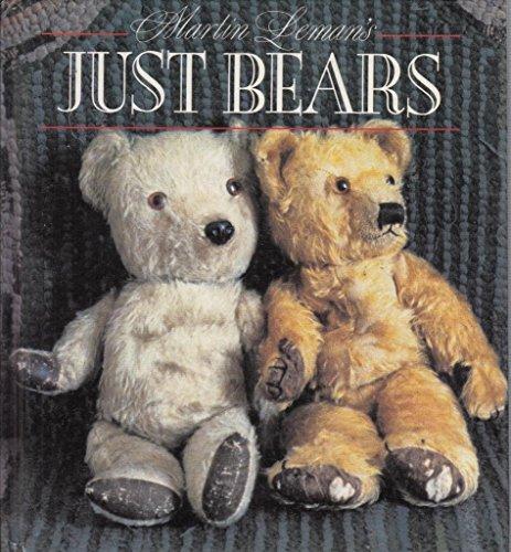 Martin Leman's Just Bears (9780720720174) by Martin Leman