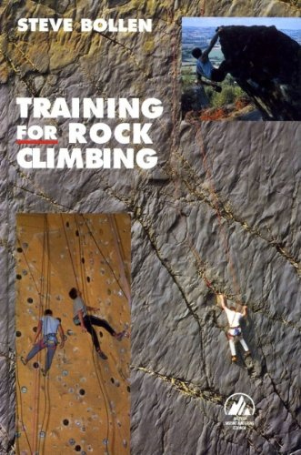 9780720720341: Training For Rock Climbing (Pelham Practical Sports)