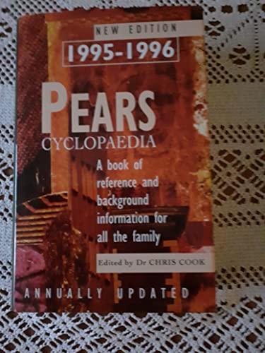 9780720720525: Pears Cyclopaedia 104th Edition