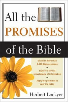 9780720800319: All the Promises of the Bible