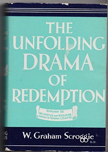 9780720800371: Unfolding Drama of Redemption: v. 3