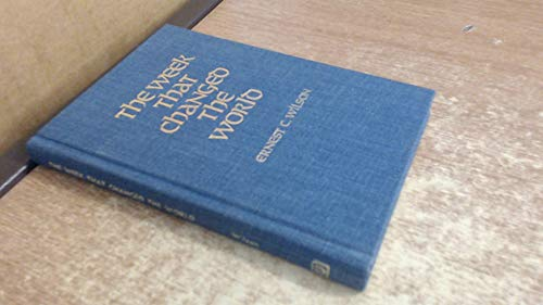 Week That Changed the World (0720801079) by Herbert Lockyer