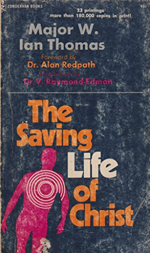 9780720802337: The Saving Life of Christ