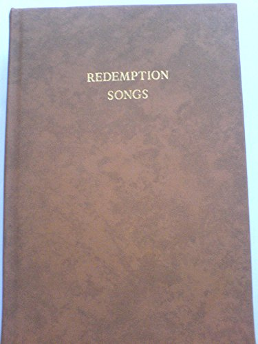 9780720802955: Redemption Songs: A Choice Collection of One Thousand Hymns and Choruses