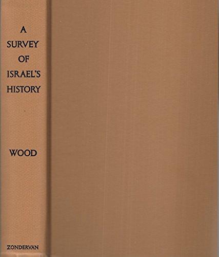9780720803556: Survey of Israel's History