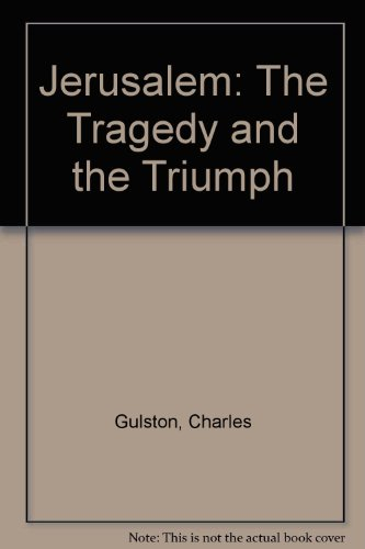 9780720804263: Jerusalem: The Tragedy and the Triumph
