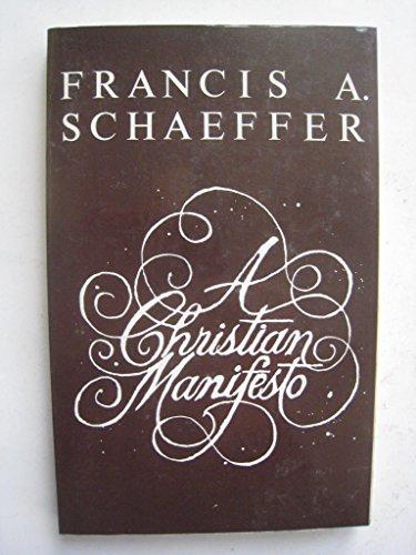 9780720805253: A Christian Manifesto