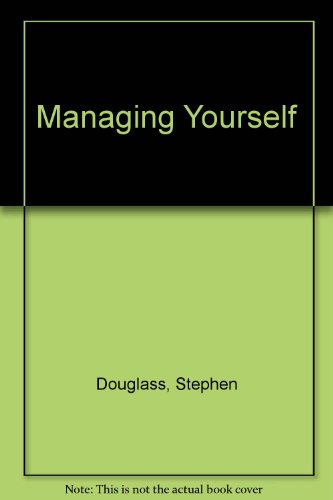 9780720805383: Managing Yourself