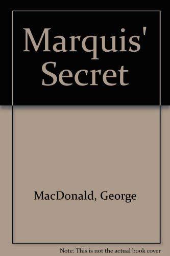 9780720806847: Marquis' Secret