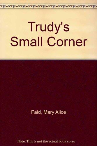 9780720822427: Trudy's Small Corner