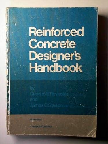9780721011998: Reinforced Concrete Designer's Handbook