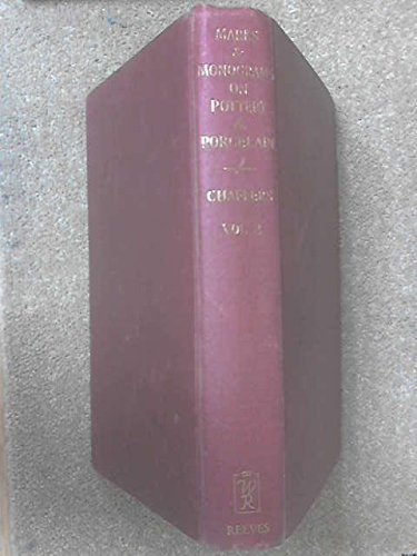 Marks and Monograms on European and Oriental: Chaffers, William