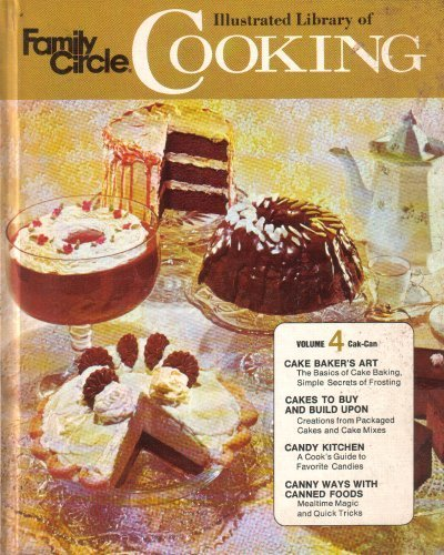 Family Circle Illustrated Library of Cooking Volume: Family Circle Editors