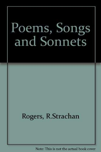 9780721201504: Poems, Songs and Sonnets
