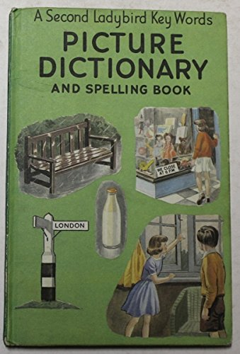 9780721400389: Ladybird Key Words Reading Scheme: Picture Dictionary and Spelling Book No. 2