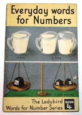 Everyday Words for Numbers (Revised for Metrication): McNally, J.; Murray,