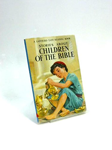 9780721400600: Children of the Bible (Easy Reading Books)