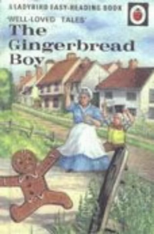 9780721400839: Gingerbread Boy (Easy Reading Books)