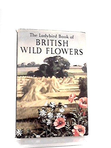 9780721400938: The Ladybird book of British wild flowers