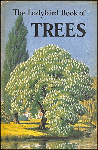 9780721401027: The Ladybird Book of Trees (Nature, Series 536)