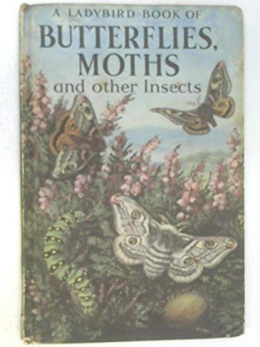9780721401058: Butterflies, Moths and Other Insects (National)