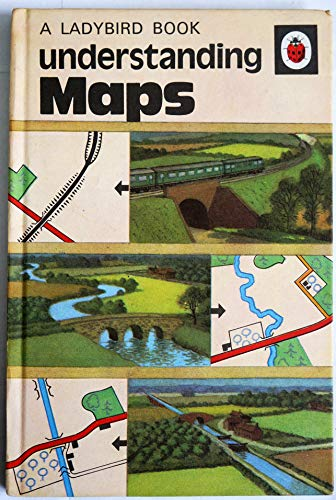 9780721401157: Understanding Maps [Ladybird Series 671]