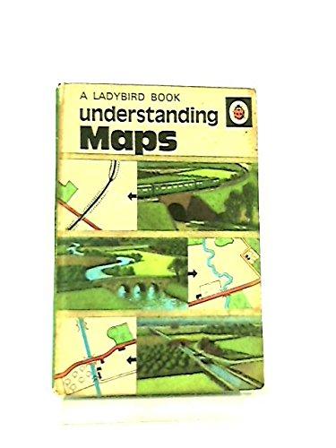 9780721401157: Understanding maps: A Ladybird book. Series 671